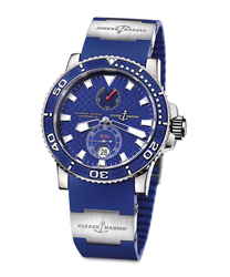 Ulysse Nardin Maxi Marine Men's Watch Model 260-32-3A