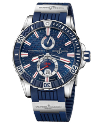 Ulysse Nardin Marine Diver Men's Watch Model 263-10-3-93