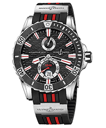 Ulysse Nardin Maxi Marine Men's Watch Model: 263-10-3R-92
