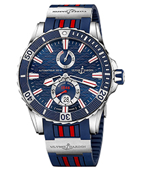 Ulysse Nardin Maxi Marine Men's Watch Model: 263-10-3R-93