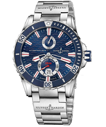 Ulysse Nardin Marine Diver Men's Watch Model: 263-10-7M-93