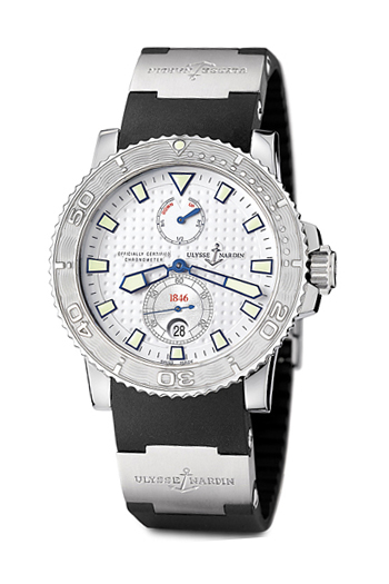 Ulysse Nardin Maxi Marine Men's Watch Model 263-33-3