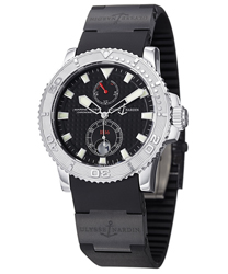 Ulysse Nardin Maxi Marine Men's Watch Model: 263-33-3C.92