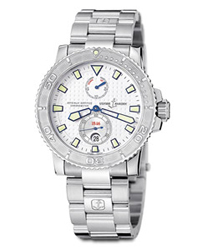 Ulysse Nardin Maxi Marine Mens Wristwatch Model: 263-33.7