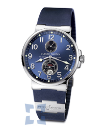 Ulysse Nardin Maxi Marine Men's Watch Model 263-66-3-623