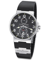 Ulysse Nardin Maxi Marine Mens Wristwatch Model: 263-66-3.62