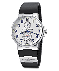 Ulysse Nardin Maxi Marine Mens Wristwatch Model: 263-66-3