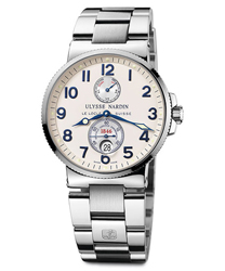 Ulysse Nardin Maxi Marine Mens Wristwatch Model: 263-66-7