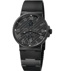 Ulysse Nardin Maxi Marine Men's Watch Model 263-66LE-3C-42-BLK