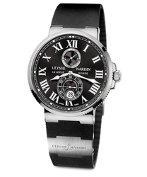 Ulysse Nardin Maxi Marine Mens Wristwatch Model: 263-67-3-42