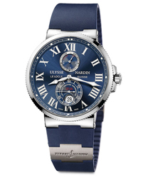 Ulysse Nardin Maxi Marine Mens Watch Model 263-67-3-43
