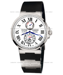 Ulysse Nardin Maxi Marine Mens Wristwatch Model: 263-67-3.40
