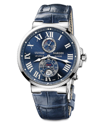 Ulysse Nardin Maxi Marine Men's Watch Model 263-67-43
