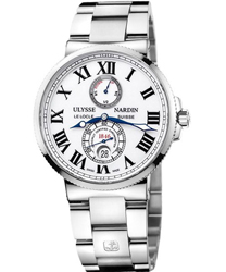 Ulysse Nardin Maxi Marine Mens Wristwatch Model: 263-67-7-40
