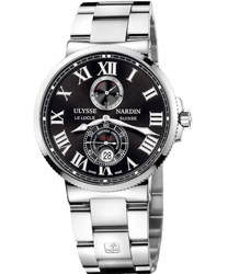 Ulysse Nardin Maxi Marine Mens Wristwatch Model: 263-67-7-42