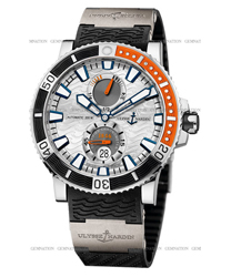Ulysse Nardin Maxi Marine Men's Watch Model 263-90-3-91