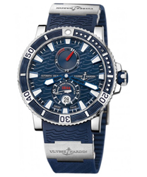 Ulysse Nardin Maxi Marine Men's Watch Model 263-90-3-93