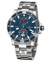 Ulysse Nardin Maxi Marine Men's Watch Model 263-90-7M-93