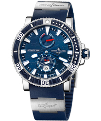 Ulysse Nardin Maxi Marine Men's Watch Model 263-91LE-3