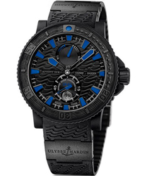 Ulysse Nardin Maxi Marine Men's Watch Model 263-92-3C-923