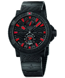 Ulysse Nardin Black Sea Mens Wristwatch