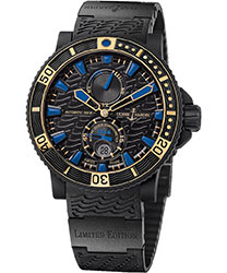 Ulysse Nardin Black Sea Men's Watch Model: 263-92LE-3C-923-RG