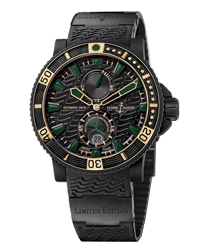 Ulysse Nardin Black Sea Men's Watch Model 263-92LE-3C-928-RG