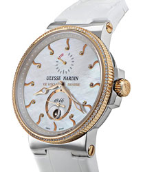 Ulysse Nardin Marine Chronometer   Model: 265-66-MOP
