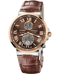 Ulysse Nardin Maxi Marine Men's Watch Model 265-67-45