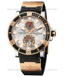 Ulysse Nardin Maxi Marine Men's Watch Model 265-90-3-91