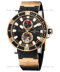 Ulysse Nardin Maxi Marine Men's Watch Model 265-90-3-92