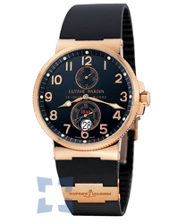 Ulysse Nardin Maxi Marine Mens Wristwatch Model: 266-66-3.62