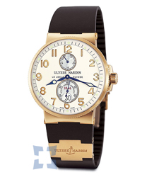 Ulysse Nardin Maxi Marine Mens Wristwatch Model: 266-66-3
