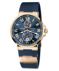 Ulysse Nardin Maxi Marine Mens Wristwatch Model: 266-67-3-43
