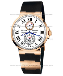 Ulysse Nardin Maxi Marine Mens Wristwatch Model: 266-67-3.40