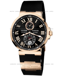 Ulysse Nardin Maxi Marine Mens Wristwatch Model: 266-67-3.42