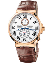 Ulysse Nardin Maxi Marine Mens Wristwatch Model: 266-67-40