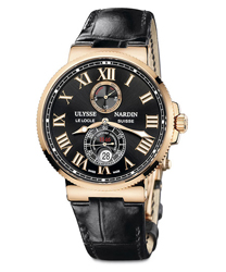 Ulysse Nardin Maxi Marine Mens Wristwatch Model: 266-67-42