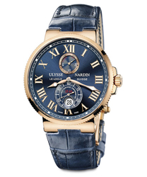 Ulysse Nardin Maxi Marine Mens Wristwatch Model: 266-67-43