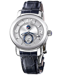 Ulysse Nardin Macho Palladium 950 Mens Wristwatch