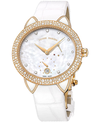 Ulysse Nardin Jade Ladies Watch Model: 3106-125BC-991