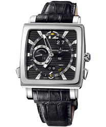 Ulysse Nardin Quadrato Mens Wristwatch