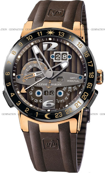Ulysse Nardin Special Editions Men's Watch Model 322-00-3