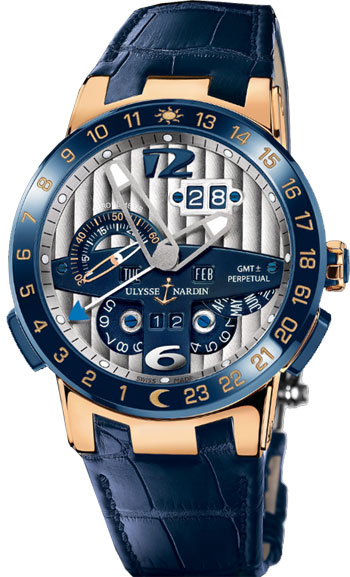 Ulysse Nardin Special Editions Men's Watch Model 326-00