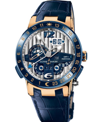 Ulysse Nardin Special Editions   Model: 326-00