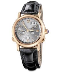 Ulysse Nardin GMT +-   Model: 326-22-32