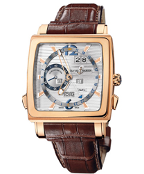 Ulysse Nardin Quadrato   Model: 326-90.91