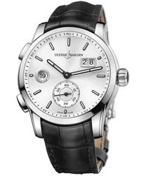 Ulysse Nardin Dual Time   Model: 3343-126.91