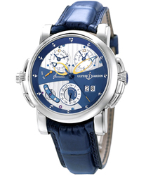 Ulysse Nardin Sonata Men's Watch Model 660-88-213