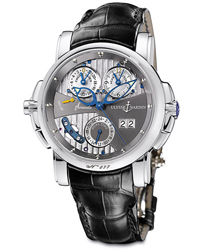 Ulysse Nardin Sonata Mens Wristwatch Model: 670-88-212